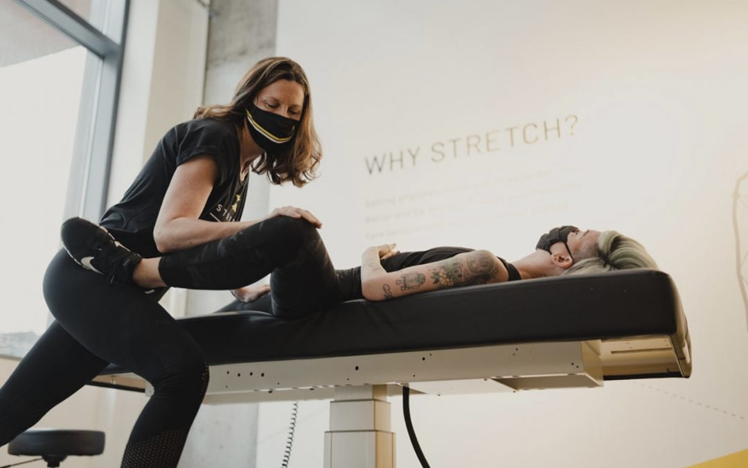The Right Stretch Therapy After Muscle Strain