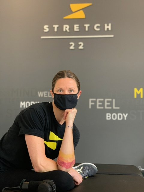Stretchologists Courtney